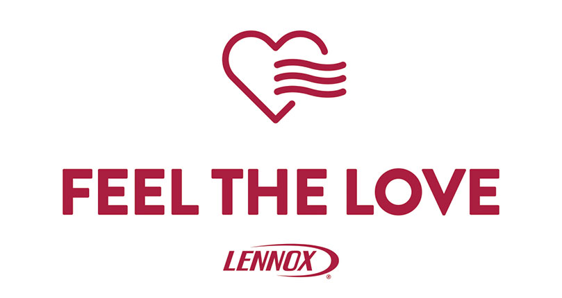 Feel the Love logo