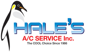 Hale's Air Conditioning Services Inc Logo